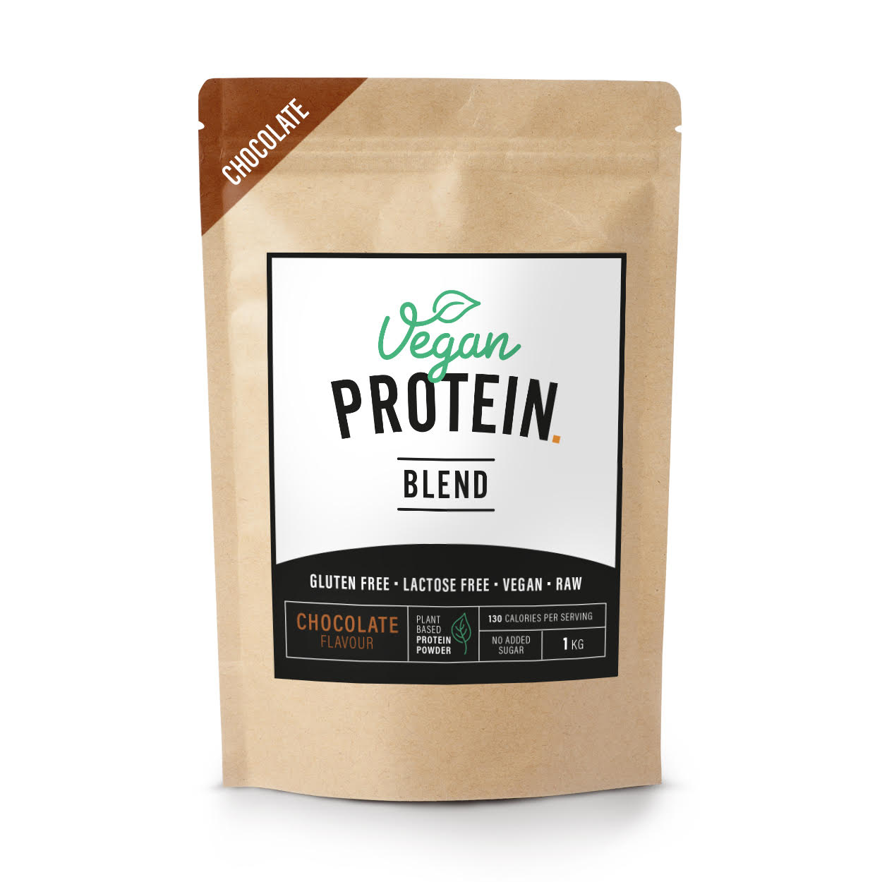 Vegan protein blend chocolate